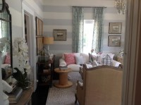 1905 Victorian Cottage Living Room in Katy TX - Farmhouse ...