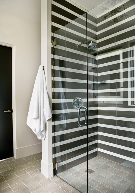 Morningside I modern-bathroom