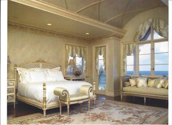 elegant master bedroom Elegant Master Bedroom Suite