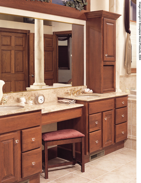 Showplace Cabinets  Kitchen  Traditional  Bathroom