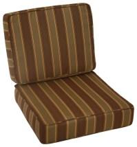 Sunbrella Outdoor Universal Patio Furniture Club Chair ...