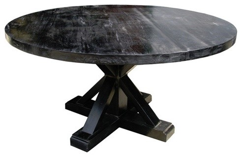 36 inch round kitchen table target appliances criss cross eclectic-dining-tables