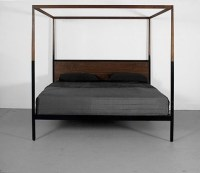 Canopy Bed by Uhuru