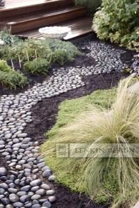 River Rock Garden Ideas - Home Ideas - Modern Home Design