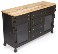 Industrial style filing cabinet  Furniture table styles