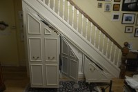 Under-stair storage - Traditional - Closet - toronto - by ...