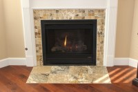 Pam's Wood & Tile Floors and Fireplace - Traditional ...