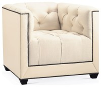 Paris Club Chair - Baker Furniture - Traditional ...
