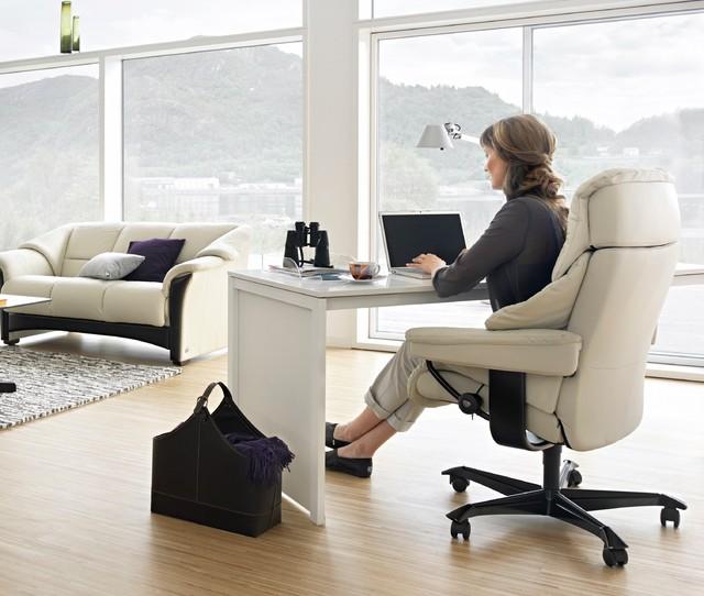 Ekornes Stressless Living Room  Modern  Home Office