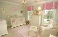 Pink and Green Nursery - Kids - dallas - by Maddie G ...