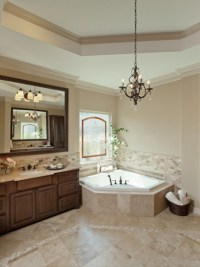 Rustic Elegance - Rustic - Bathroom - houston - by By ...