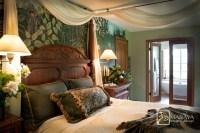 Exotic Master Bedroom - Tropical - Bedroom - santa barbara ...