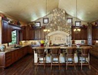 Colorado French Country - Rustic - Kitchen - denver - by ...