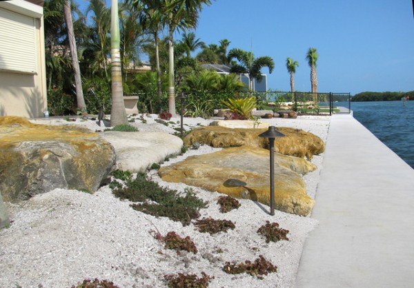 1 landscaping water front
