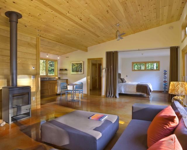 Interior Decorating Knotty Pine Paneling