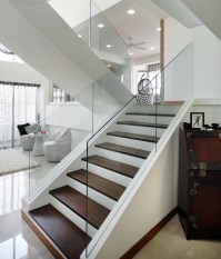 Pandan Valley Condo - Modern - Staircase - other metro ...