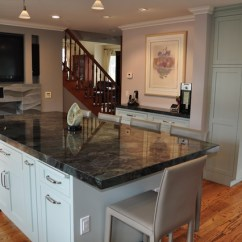 Mid Century Kitchen Table Wood Counters Beach Inspired - Style San ...