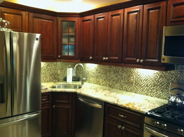 Brandywine Rta Kitchen Cabinets Traditional Other Metro
