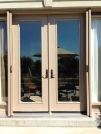 French Door Retractable Screen - Contemporary - Screen ...