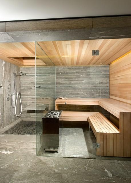 Sauna Designs Zu Hause