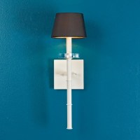 Chic Bamboo Wall Sconce - Wall Sconces - by Shades of Light