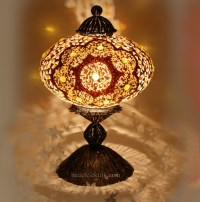 Turkish Style - Mosaic Lighting - Eclectic - Table Lamps ...
