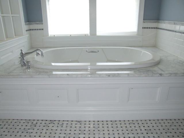 Master Bath Air bath tub  Traditional  Bathroom  new