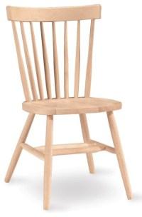 Copenhagen Kids Wood Chair - Contemporary - Kids Chairs ...