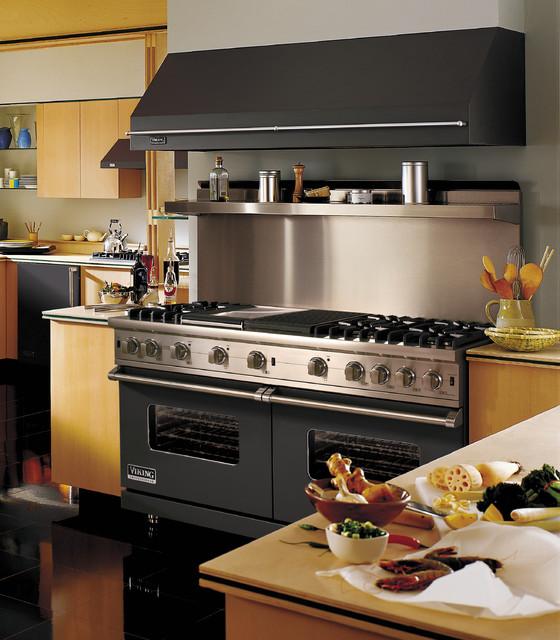Viking Kitchen Appliances  Modern  Kitchen  los angeles