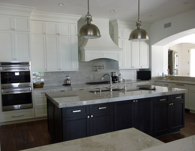 Urban Kitchens and Baths Inc  Transitional  Kitchen