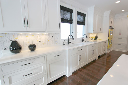 black faucet kitchen aid cabinets add drama with a abode aquabrass etna tall single hole lavatory
