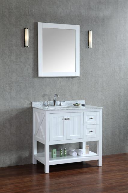 Beach Inspired Bathroom Vanities bathroom beach inspired