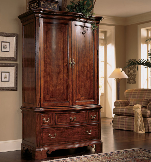 Cherry Grove Armoire  Traditional  Dressers  by Modern