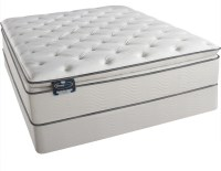 Simmons BeautySleep Titus Pillow Top King-size Mattress ...