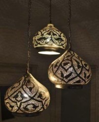 Moroccan Pendant Chandelier Lamp Ceiling Light Fixture ...