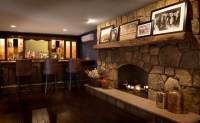Basement Bar - Rustic - Wine Cellar - other metro - by ...