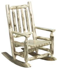 Plans to build Rustic Log Rocking Chair Plans PDF Plans