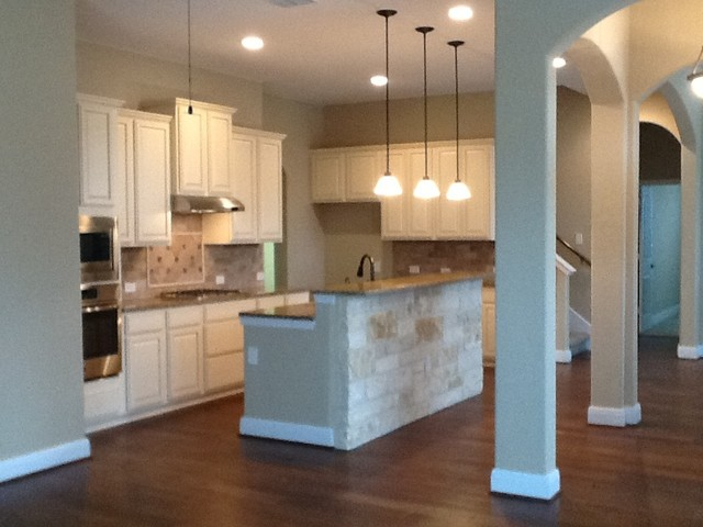 The San Lucas in the Villas at Timberwood Park
