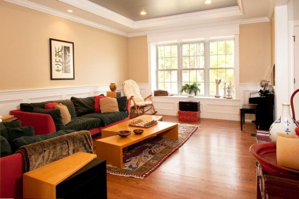houzz small living room ideas My Houzz: Asian Influences and Contemporary Interior Design - Traditional - Living Room - other