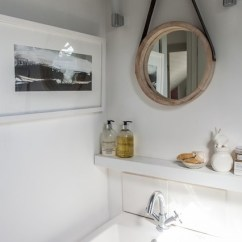 Redesign Kitchen Used Cabinets Craigslist 1960's House - Beach Style Powder Room South East By ...