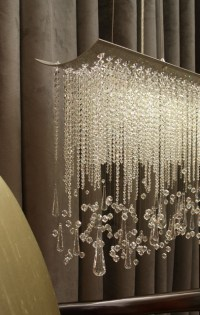 Lighting With a Unique Modern Spin: Windfall Crystal ...