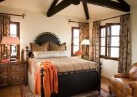 Spanish Colonial - Mediterranean - Bedroom - other metro ...