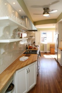 Galley Kitchen - Traditional - Kitchen - dc metro - by ...