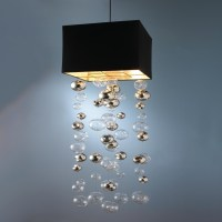 Glass Bubble Shade Chandelier - Lamp Shades - by Shades of ...