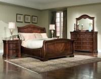 Sleigh Bedroom Set traditional-bedroom-furniture-sets