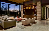 Tucson Residence Kitchen - Contemporary - Living Room ...