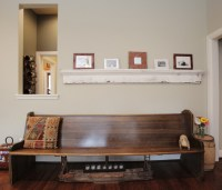 Benches For Living Rooms | Interior Decorating