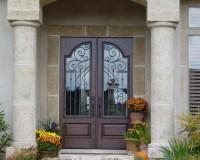 Custom Tuscany Double Door - Mediterranean - Front Doors ...