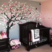 Cherry Blossom Tree - Elegant Style Wall Decal - Modern ...