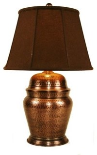 Zeugma Import Shaded Table Lamps Lamps - Contemporary ...
